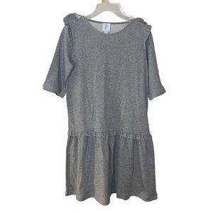 Karen Walker Runaway Gray Dress